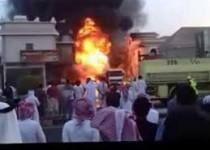اصابت 6 موشک به شهر نجران عربستان
