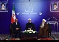 رئیس جمهور در شیراز: فکت شیتایران قبل از بیانیه لوزان منتشر شد