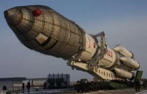 موشکفضایی روسیه در قزاقستان سقوط کرد