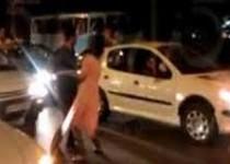 بازداشت زنی با پوششنامناسب در نیمهشب