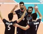 لیگ جهانی والیبال/ ایران باز هم آمریکا را شکست داد