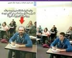 فتوشاپ ناجوانمردانه افراطیون علیه ظریف+عکس