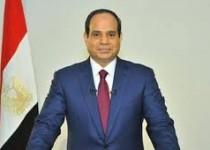 عبدالفتاح السیسی: منتظر سقوط بشار اسد هستم