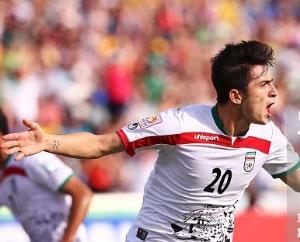 تساوی تیم ملی فوتبال ایران در مقابل ترکمنستان