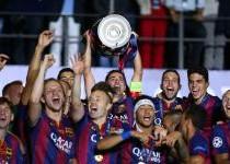 بارسلونا پنجمین بار قهرمان لیگ قهرمانان اروپا / سه گانه تکرار شد