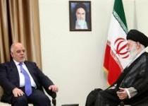 دیدار نخست وزیر عراق با رهبر انقلاب