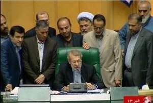 تصویب کلیات طرح مجلس برای حفظ دستاوردهای هسته ای