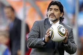 مارادونا نامزد ریاست فیفا میشود