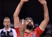 تیم ملی والیبال ایران باز هم مغلوب آمریکا شد
