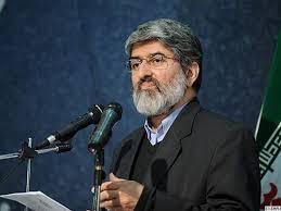 واکنش علی مطهری به شعار علیه روحانی