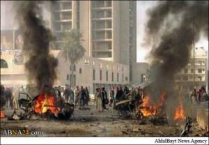 50 كشته در حمله انتحاری بزرگ در سامرا