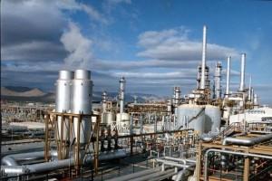 ساخت بزرگترین مجتمع پالایشگاهی میعانات گازی ایران آغاز شد