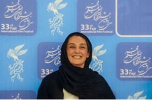 هدیه تهرانی نشان دکترا گرفت