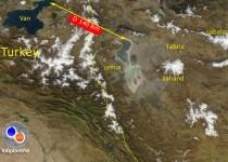 بررسی طرح انتقال آب دریاچه وان به دریاچه ارومیه