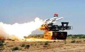 انهدام پایگاه سعودی درحمله موشکی یمن