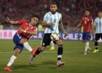 شیلی،آرژانتین را برد و قهرمان کوپا آمریکا شد