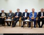 قدردانی و تشکر رهبر انقلاب از زحمات و مجاهدات صادقانه تیم هستهای