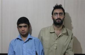 دستگیری زورگیر 16 ساله در پایتخت/ عکس