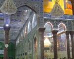 بازسازی حرم امام حسین(ع) توسط هنرمندان ایرانی