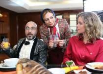 حضور رضا عطاران در برزیل/عکس