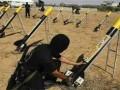 اولين حمله موشکی داعش به اسرائیل