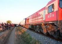 حمله تروریستهای پ.ک.ک به قطار آنکارا - تهران در ترکیه