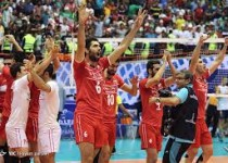 اعلام پاداش دولت به تیم ملی والیبال