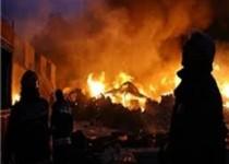 آتشسوزی در پتروشیمی مارون