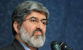 واکنش علی مطهری به توهین یکی از نمایندگان به لاریجانی