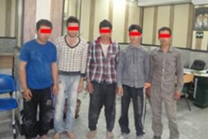 داعشهای قلابی تهران بازداشت شدند