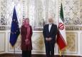 دیدار رسمی ظریف با موگرینی/تصاویر