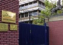 لندن به دنبال بازگشایی سفارت در تهران