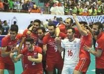 برنامه دیدارهای ایران در جامجهانی والیبال مشخص شد