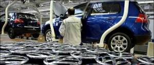 تولید خودروهای بنز و فولکس در ایران