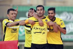 برد پرسپولیس و سپاهان در آغاز هفته پنجم لیگ برتر