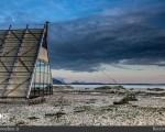 بزرگترین سونای دنیا در کنار ساحل/تصاویر