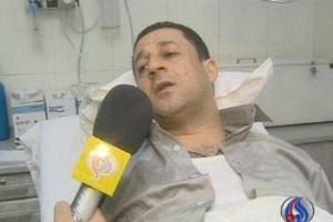 رئیس دفتر شبکه خبری العالم در سوریه زخمی شد/عکس