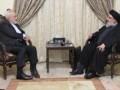 ظریف در دیدار با سیدحسن نصرالله: مقاومت موجب عزت لبنان و منطقه است