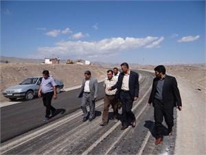 جاده چالدران به آواجیق در هفته دولت به بهره برداری خواهد رسید
