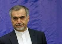 عیادت حسین فریدون از کوه عضله ایران