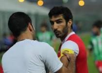 ایران پوریان: افتخار می کنم بازیکن تراکتور سازی هستم