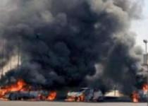 انفجار مهیب در شهرک صدر بغداد؛61 کشته