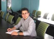 جوان ایرانی برترین محقق خاورمیانه/عکس