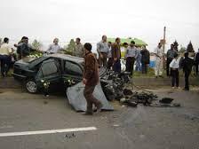 مرگ روزانه ۹۰ نفر در تصادفات رانندگی کشور