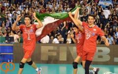 والیبال قهرمانی نوجوانان جهان/نوجوانان ایران سوم شدند