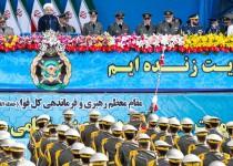 رئیسجمهور: امروز بزرگترین قدرت علیه ارعاب و ترور نیروهای مسلح ما هستند