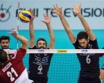 جام جهانی والیبال/باخت ۳-۲تیم ملی والیبال در مقابل لهستان