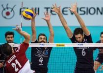 جام جهانی والیبال/باخت 3-2تیم ملی والیبال در مقابل لهستان