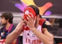 شکست ناباورانه بسکتبال ایران برابر فیلیپین