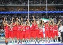 پیروزی بسکتبالیستهای ایران برابر مالزی